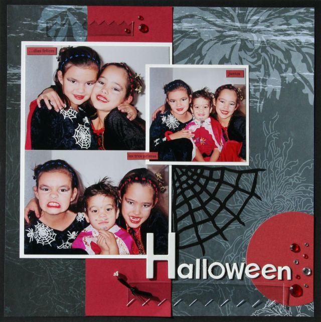 Halloween los tresREDUCIDA