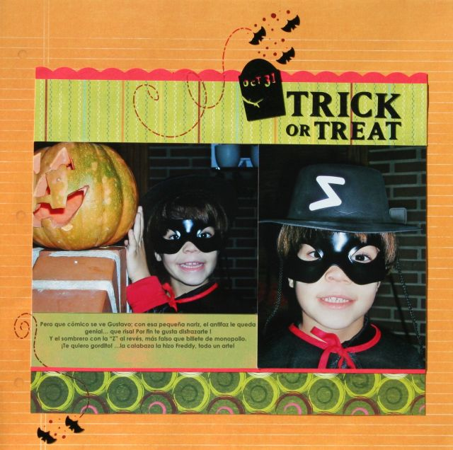Trick or treatREDUCIDA