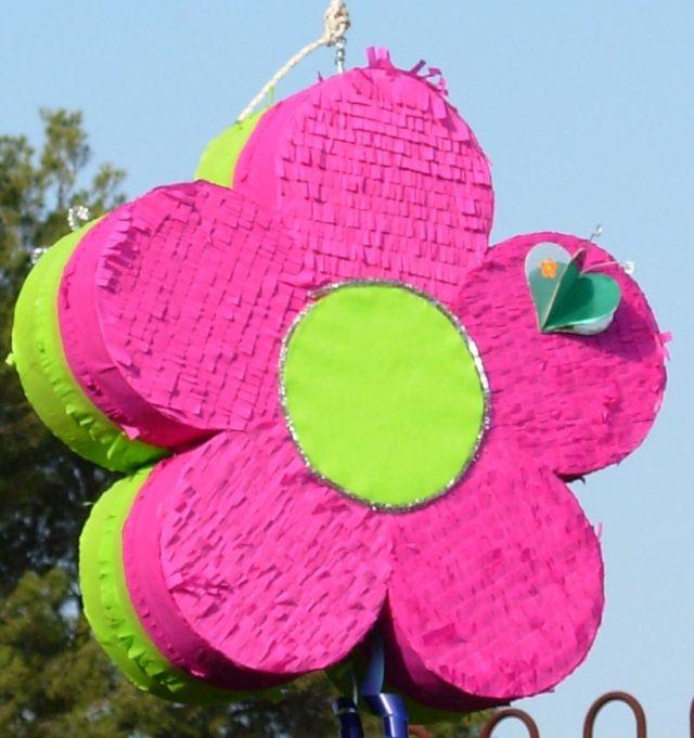 Piñata flor